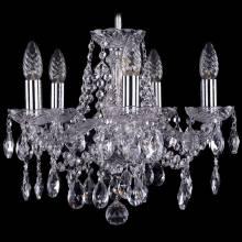Люстра Серия 1413 Bohemia Ivele Crystal 1413/5/141/Ni