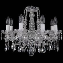 Люстра Серия 1413 Bohemia Ivele Crystal 1413/8/165/Ni