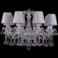 Люстра Серия 1413 Bohemia Ivele Crystal 1413/8/200/Ni/Balls/SH6