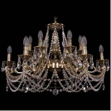 Люстра Серия 1703 Bohemia Ivele Crystal 1703/12/320/C/GB