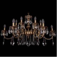 Люстра Серия 1703 Bohemia Ivele Crystal 1703/12/360/A/FP