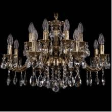 Люстра Серия 1703 Bohemia Ivele Crystal 1703/16/225/A/GB