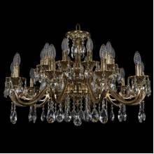 Люстра Серия 1703 Bohemia Ivele Crystal 1703/20/320/A/GB