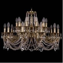 Люстра Серия 1703 Bohemia Ivele Crystal 1703/20/320/C/GB