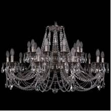 Люстра Серия 1703 Bohemia Ivele Crystal 1703/20/360/C/NB