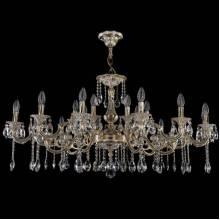 Люстра Серия 1703 Bohemia Ivele Crystal 1703/21/320+210/A/GW