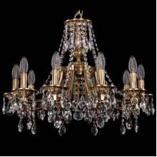 Люстра Серия 1771 Bohemia Ivele Crystal 1771/10/190/A/FP