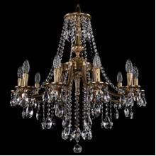 Люстра Серия 1771 Bohemia Ivele Crystal 1771/10/220/B/FP