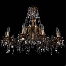 Люстра Серия 1771 Bohemia Ivele Crystal 1771/10/270/A/FP
