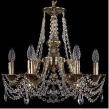 Люстра Серия 1771 Bohemia Ivele Crystal 1771/6/150/C/GB