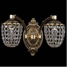 Бра Серия 1772 Bohemia Ivele Crystal 1772/2/150/GB