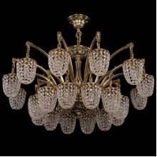 Люстра Серия 1772 Bohemia Ivele Crystal 1772/24/342/GB