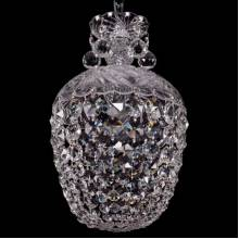 Светильник Серия 7710 Bohemia Ivele Crystal 7710/22/1/Ni