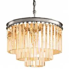 Светильник 1920s Odeon Delight Collection KR0387P-6 CHROME/AMBER
