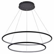 Светильник Ring Led Donolux S111024/2R 85W Black In
