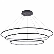 Светильник Ring Led Donolux S111024/3R 180W Black In