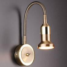 Бра Plica Elektrostandard Plica 1215 MR16 бронза/золото
