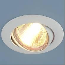 Точечный светильник Kolidora Elektrostandard 104S MR16 WH белый