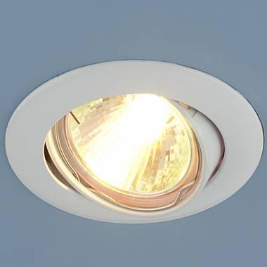 Точечный светильник Elektrostandard 104S MR16 WH белый Kolidora