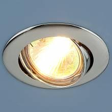 Точечный светильник Kolidora Elektrostandard 104S MR16 CH хром