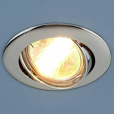 Точечный светильник Elektrostandard 104S MR16 CH хром Kolidora
