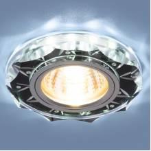 Точечный светильник Серия 8356 Elektrostandard 8356 MR16 CL/BK прозрачный/черный