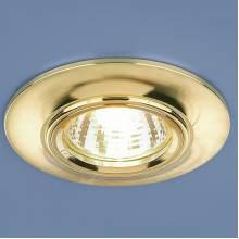 Точечный светильник Серия 7007 Elektrostandard 7007 MR16 GD золото
