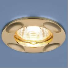 Точечный светильник Серия 7007 Elektrostandard 7008 MR16 GD золото