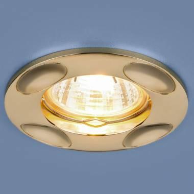 Точечный светильник Elektrostandard 7008 MR16 GD золото