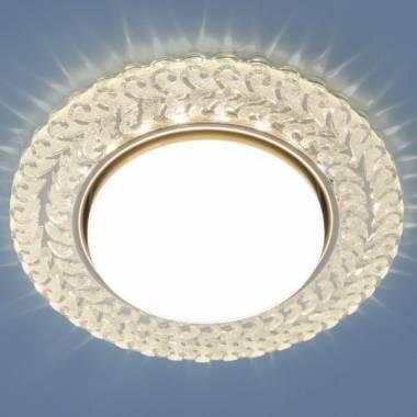 Точечный светильник Elektrostandard(GX53) 3027 GX53 CL прозрачный