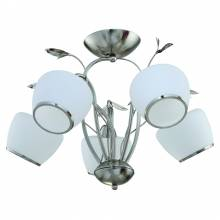 Люстра Fort Collins IDLamp 825/5PF-Whitechrome