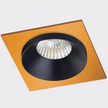 Точечный светильник SOLO ITALLINE SOLO SP01 BLACK/GOLD