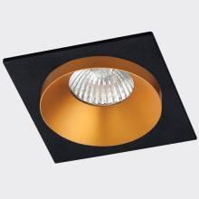Точечный светильник SOLO ITALLINE SOLO SP01 GOLD/BLACK