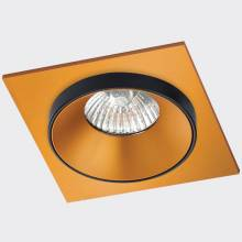 Точечный светильник SOLO ITALLINE SOLO SP01 GOLD/BLACK/GOLD