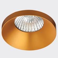 Точечный светильник SOLO ITALLINE SP SOLO GOLD