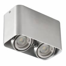 Точечный светильник TOLEO KANLUX 26121 (DTL250-AL)
