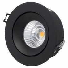 Точечный светильник Round LEDRON LD0030-10W-B 3000K