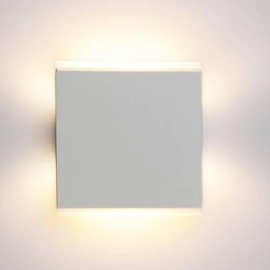 Встраиваемый в стену светильник LEDRON ODL043-Alu 3000K ODL
