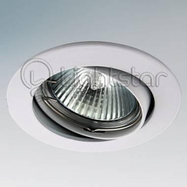 Точечный светильник Lightstar 011020 Lega Hi Adj