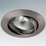 Точечный светильник Lega Hi Adj Lightstar 011025