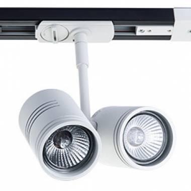 Светильник для однофазной шины MEGALIGHT 8141 white