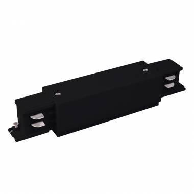 Соединитель для однофазной шины MEGALIGHT(Track Black1) WSO 26B black