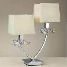 Настольная лампа AKIRA CREAM Mantra 0940