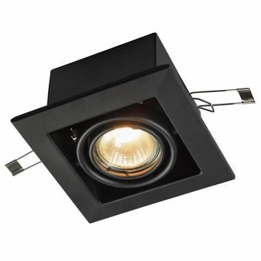 Точечный светильник Maytoni DL008-2-01-B Metal