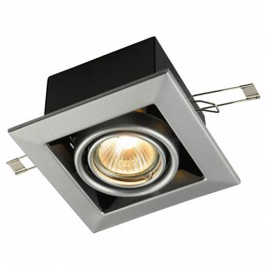Точечный светильник Maytoni DL008-2-01-S Metal