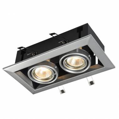 Точечный светильник Maytoni DL008-2-02-S Metal