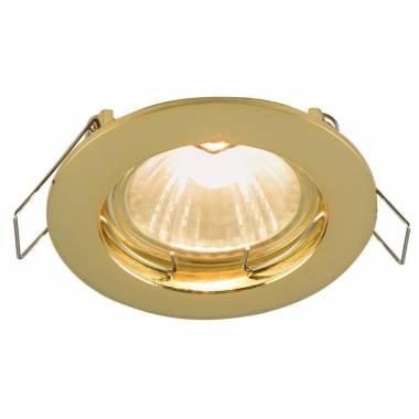 Точечный светильник Maytoni DL009-2-01-G Metal