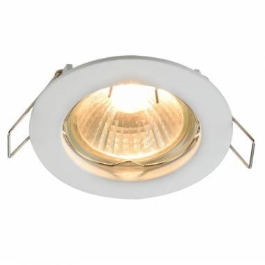 Точечный светильник Maytoni DL009-2-01-W Metal