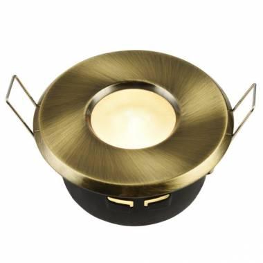 Точечный светильник Maytoni DL010-3-01-BZ Metal
