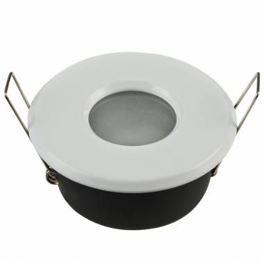 Точечный светильник Maytoni DL010-3-01-W Metal